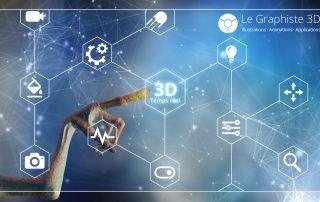 3D temps réel -Qu'est ce que c'est - Le Graphiste 3D