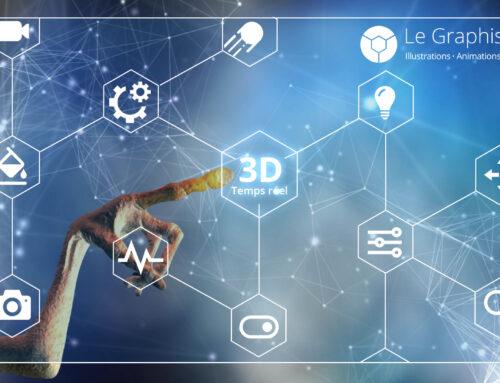 Tout savoir sur la 3D temps réel