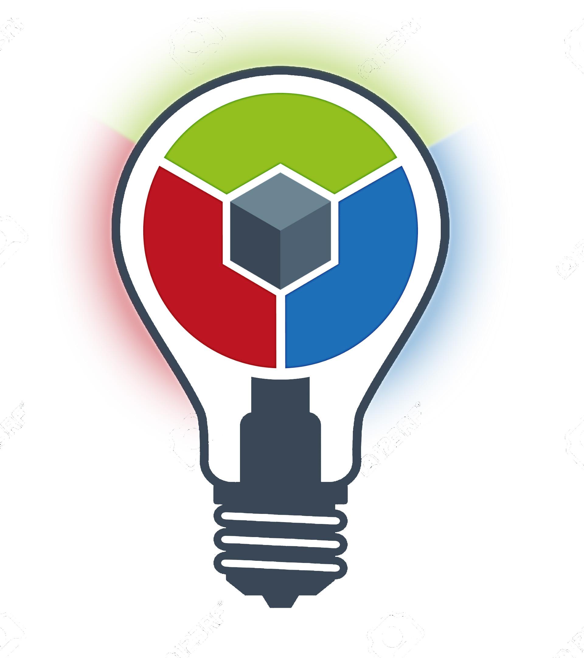 Conseils et astuces - Logo - Ampoule - Le Graphiste 3D