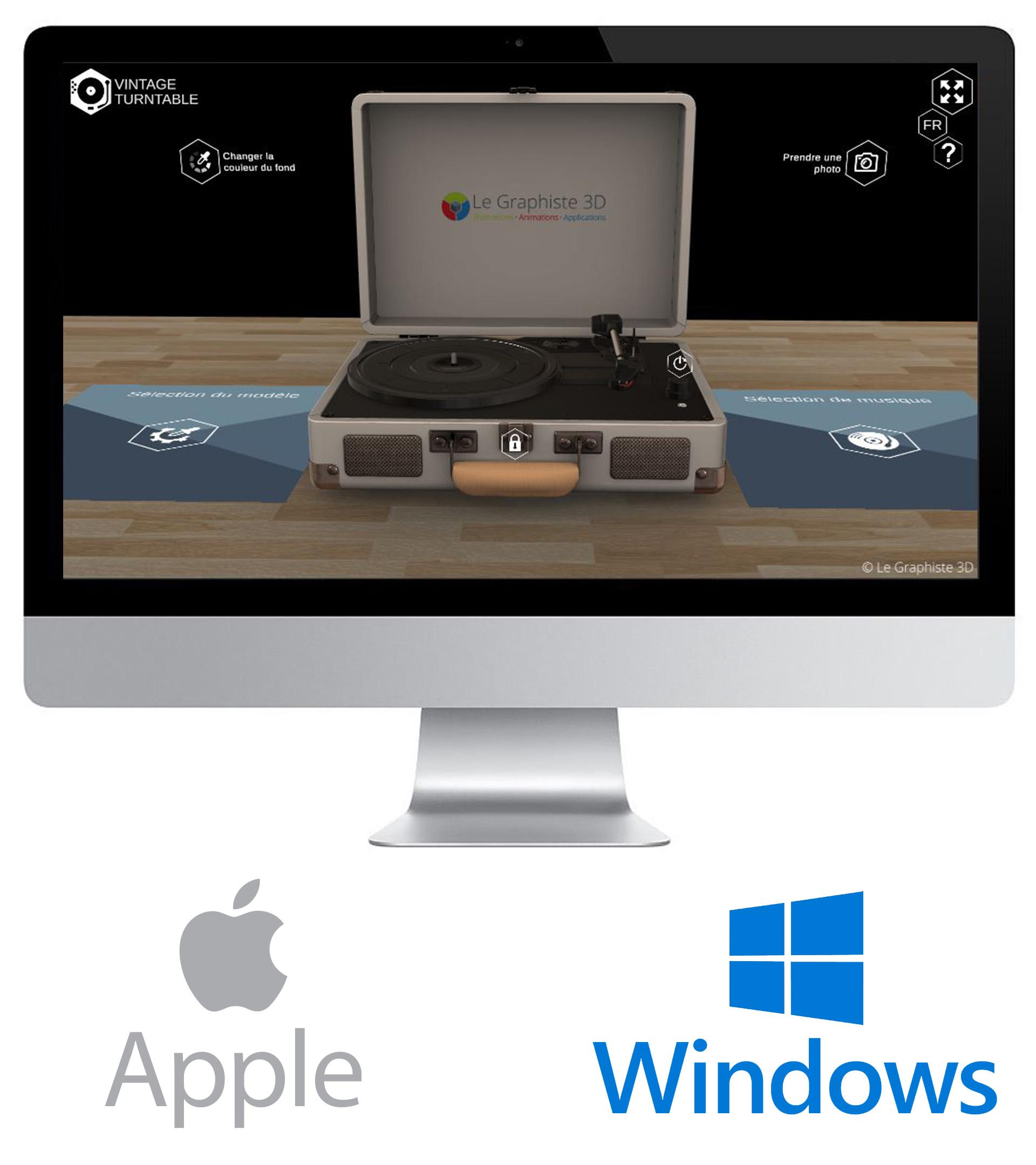 Applications 3D temps réel - PC et MAC - Le Graphiste 3D