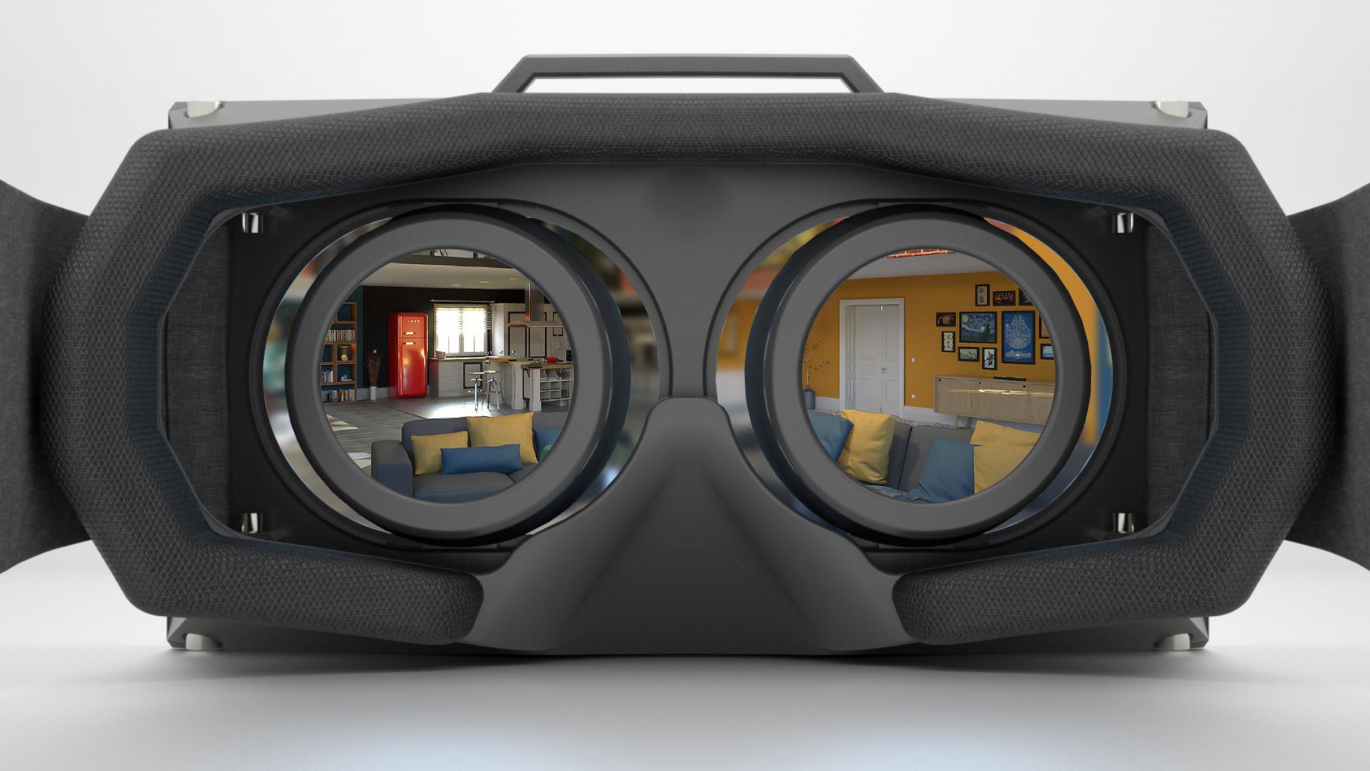 Application VR - Loft - Le Graphiste 3D