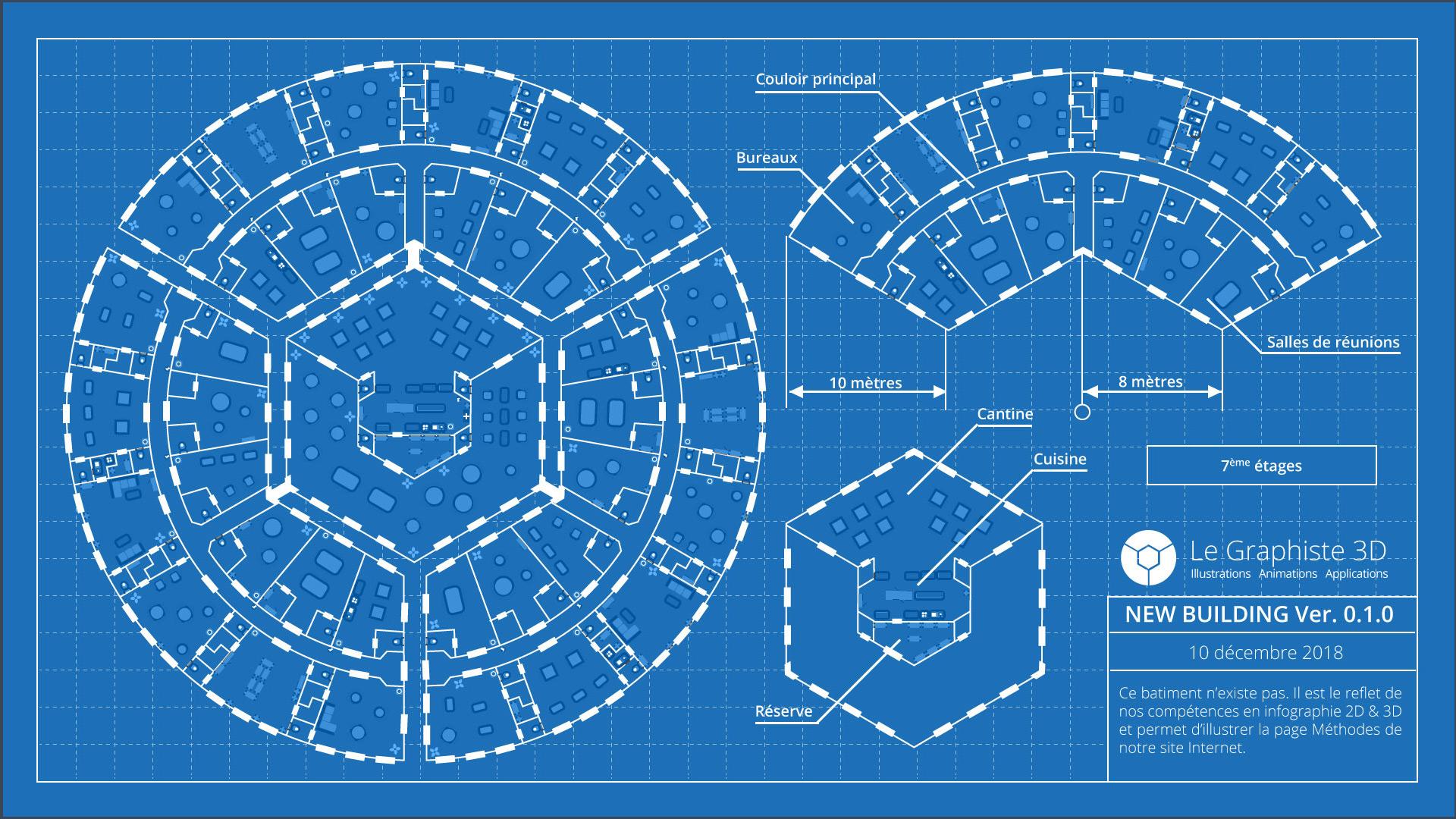 Méthode - Conception - Blueprint - Le Graphiste 3D
