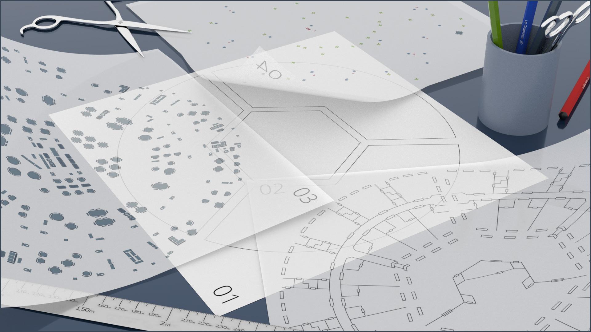Méthode - étape par étape - Le Graphiste 3D