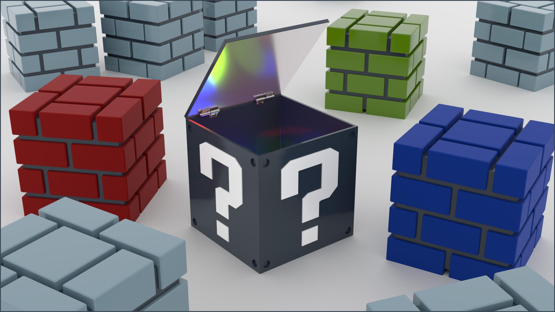 Questions - Briques - Le Graphiste 3D