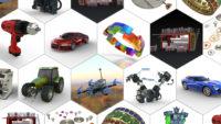 legraphiste3d - Packshots 360° - Présentation de multiples exemples