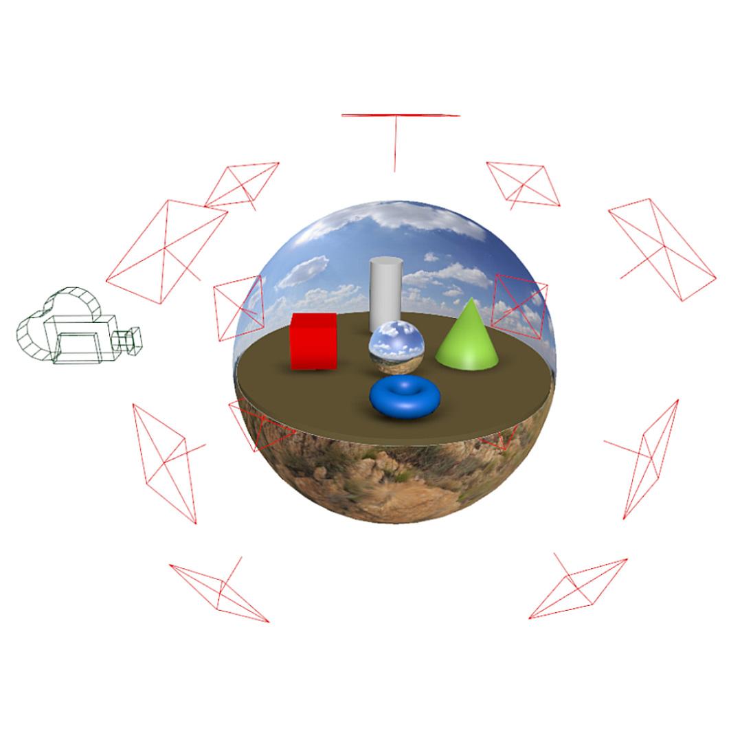 legraphiste3d - Packshots 360 - Studio virtuel - éclairage, caméra virtuelle, environnement, objets 3d