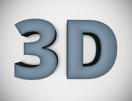 Tout savoir sur la 3D