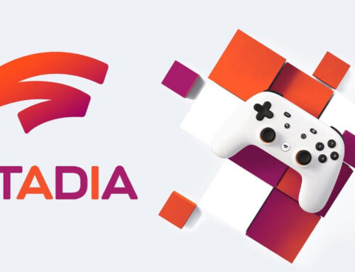 Stadia, le futur des applications 3D temps réel ?